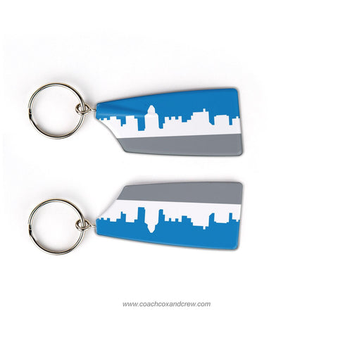 Harlem River Community Rowing Team Keychain (NY)