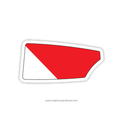 Harriton High School Oar Sticker (PA)