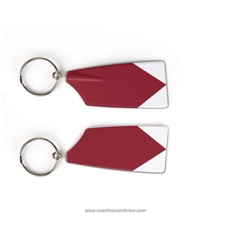 Harvard University Crew Rowing Team Keychain (MA)