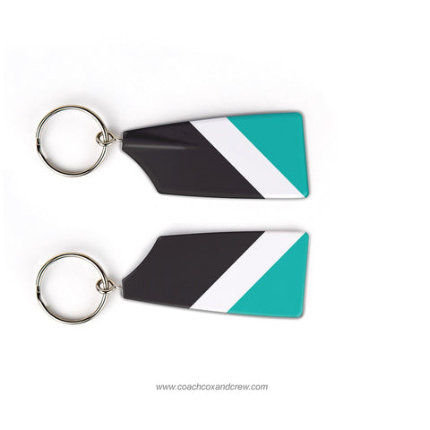 Hickory Rowing Club Rowing Team Keychain (VA)