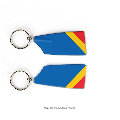 Hinsdale Community Rowing Team Keychain (IL)