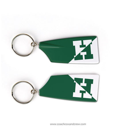 Hockaday School Rowing Team Keychain (TX)
