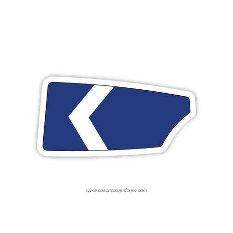 Hollis Brookline Cavaliers Crew Oar Sticker (CT)