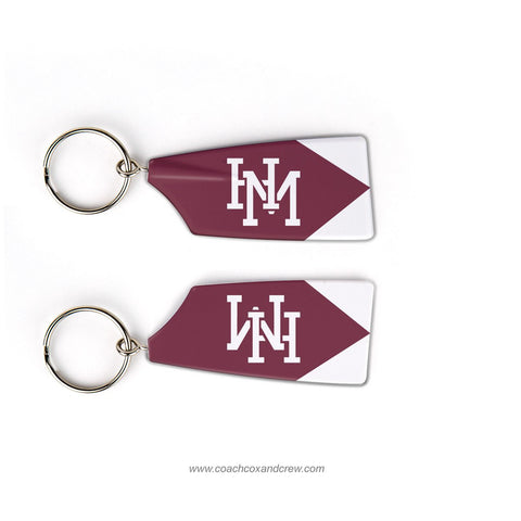 Horace Mann School Rowing Team Keychain (NY)