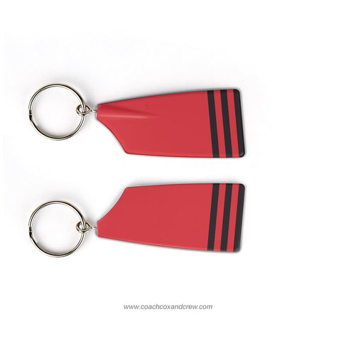 Hudson River Rowing Association Rowing Team Keychain (NY)
