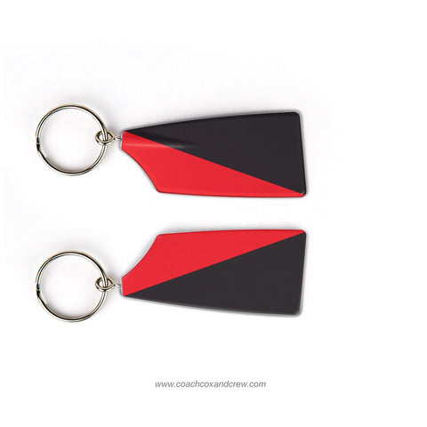 Hun School Rowing Team Keychain (NJ)
