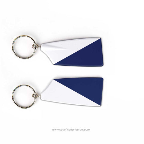 Huntington High School Rowing Team Keychain (NY)