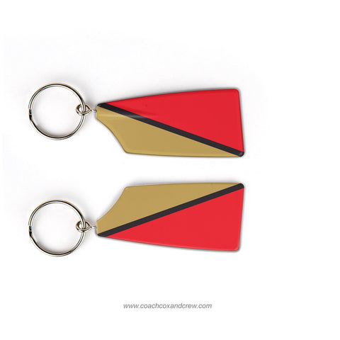 IUPUI Crew Rowing Team Keychain (IN)