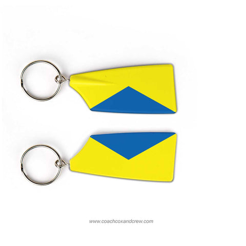 Independence Rowing Club Rowing Team Keychain (NH)