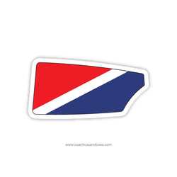 Indian River Rowing Club Oar Sticker (FL)