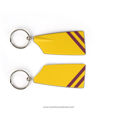 Iona College Crew Rowing Team Keychain (NY)
