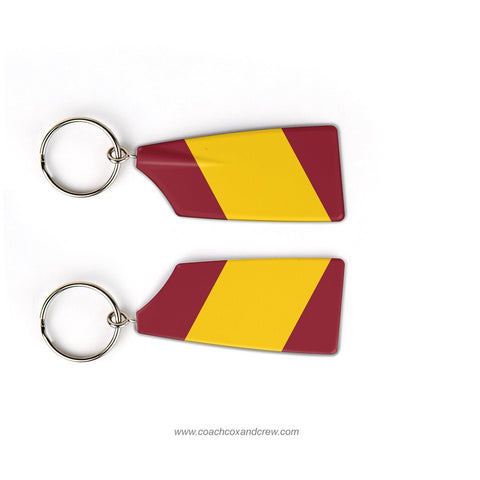 Iona Preparatory School Rowing Team Keychain (NY)