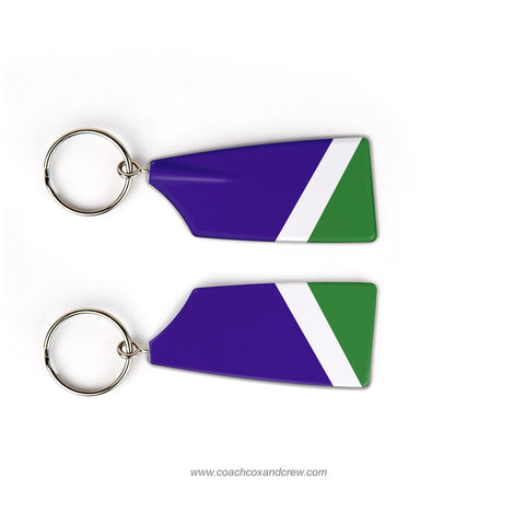 James River High School Rowing Team Keychain (VA)