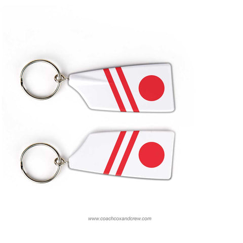 Japan National Rowing Team Keychain