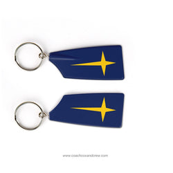 Jesuit College Prep of Dallas Rowing Team Keychain (TX)