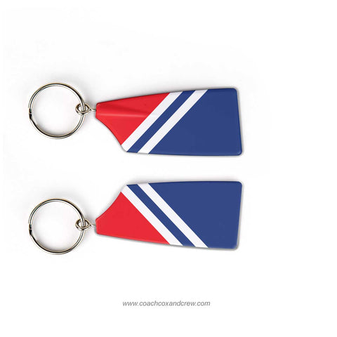 Justice High School Rowing Team Keychain (VA)