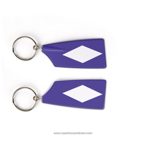 Kansas State University-Men Rowing Team Keychain (KS)