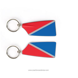 Kempsville Crew Club Rowing Team Keychain (VA)