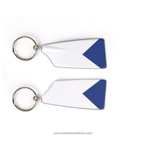 Kent School-Girls Rowing Team Keychain (CT)