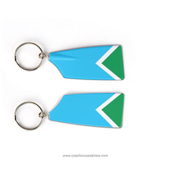 La Baie Verte Rowing Club Rowing Team Keychain (WI)