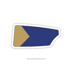 La Salle College High School Oar Sticker (PA)