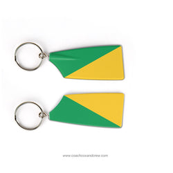 Langley Crew Rowing Team Keychain (VA)