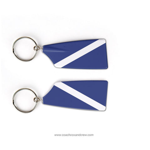 Lawrence University Rowing Club Rowing Team Keychain (WI)