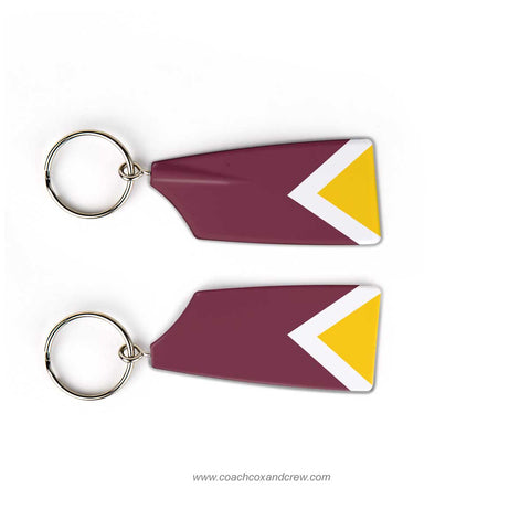 Lenox Memorial Crew Rowing Team Keychain (MA)