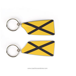 Linacre College Boat Club Rowing Team Keychain (UK)