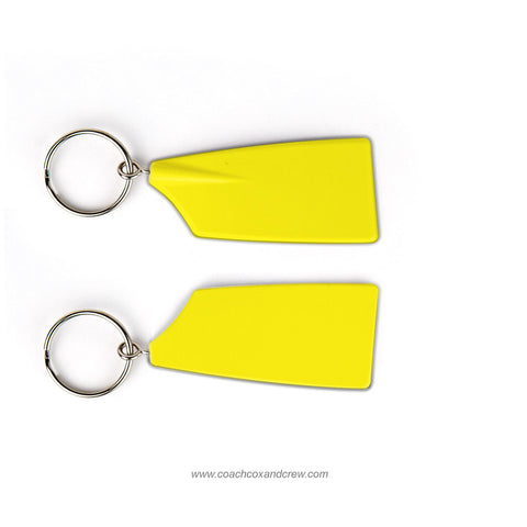 Loisville Collegiate High School Rowing Team Keychain (KY)