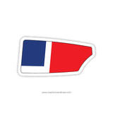 Long Lake Rowing ClubOar Sticker (MN)