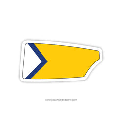 Lookout Rowing Club Oar Sticker (TN)