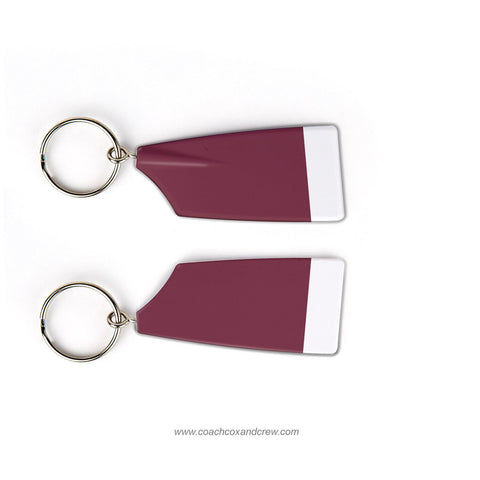 Lower Merion High School Crew Rowing Team Keychain (PA)