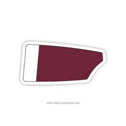 Lower Merion High School Crew Oar Sticker (PA)