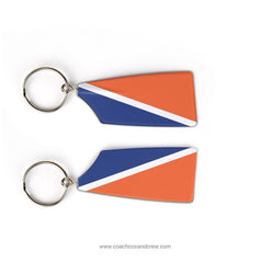 Macalester College Crew  Rowing Team Keychain (MN)