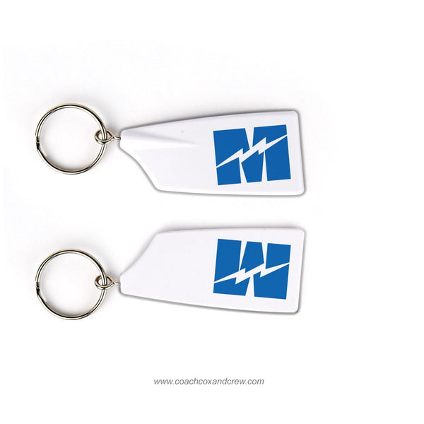 Magnificat High School Rowing Team Keychain (OH)