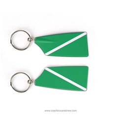 Maine Rowing Association Rowing Team Keychain (ME)