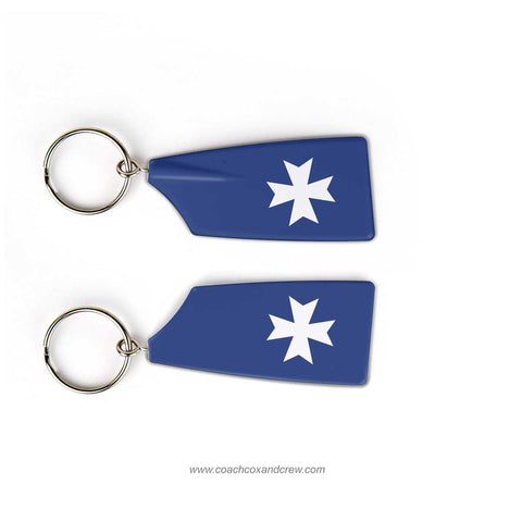 Malta Boat Club Rowing Team Keychain (PA)