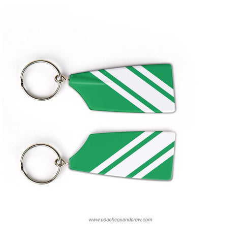 Manhattan College Rowing Team Keychain (NY)