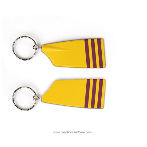 Marianapolis Preparatory School Crew Rowing Team Keychain (CT)