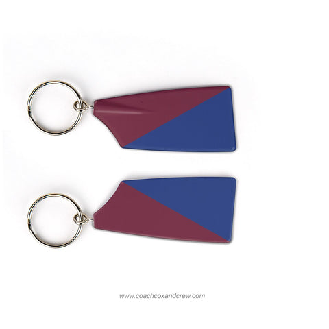 Marina Aquatic Center Junior Rowing Rowing Team Keychain (CA)
