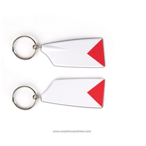 Marist College Crew Rowing Team Keychain (NY)