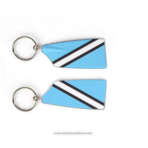 Maritime Rowing Club Rowing Team Keychain (CT)