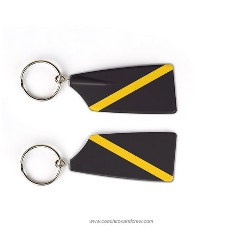 McQuaid Jesuit Crew Rowing Team Keychain (NY)