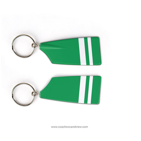Melbourne High School-BOYS Rowing Team Keychain (FL)