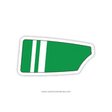 Melbourne High School Boys Oar Sticker (FL)