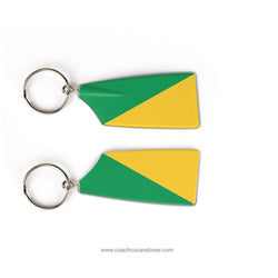 Mendota Rowing Club Rowing Team Keychain (WI)