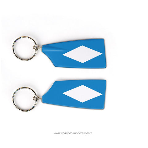 Merrimac River Rowing Association Rowing Team Keychain (MA)
