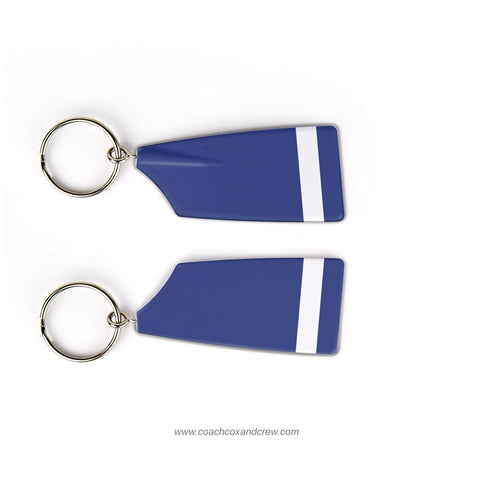 Miami Rowing and Watersports Rowing Team Keychain (FL)
