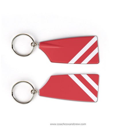 Miami University Rowing Team Keychain (OH)